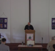"""4/18/21 """"Worms and The Sufficiency of Scripture"""""""
